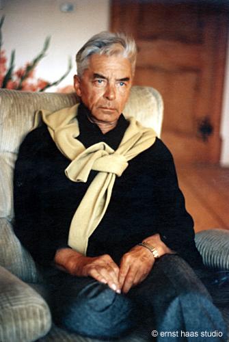 Herbert Von Karajan Arabel Von Karajan